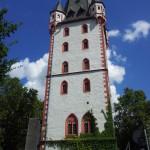 Mainzer Holzturm in der Altstadt