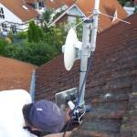 Wolfgangs Antennen in Partenheim