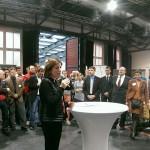 Ministerpräsidentin Malu Dreyer dankt den Aktiven